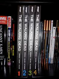Photo of Walking Dead Comic Book Collection